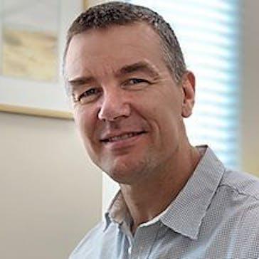 Dr Ian Bush Photo