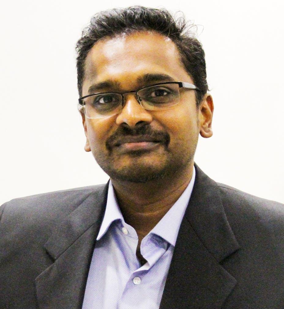 Photo of Dr Arun Rajaram