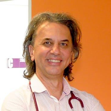 Dr Emil Popordanoski Photo