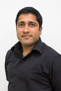 Photo of Dr Rajiv (Raj) Subbaiah