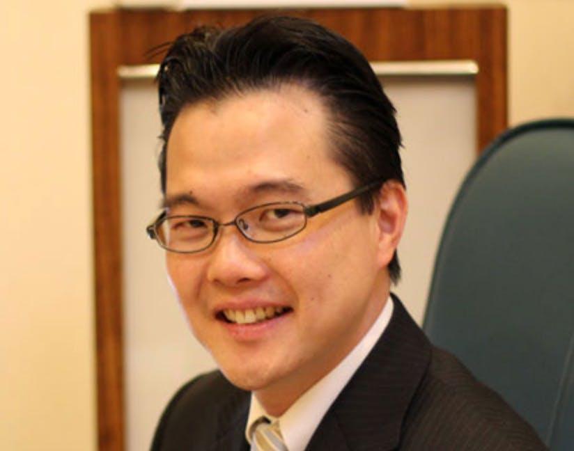 Photo of Assoc Prof Ming Khoon Yew