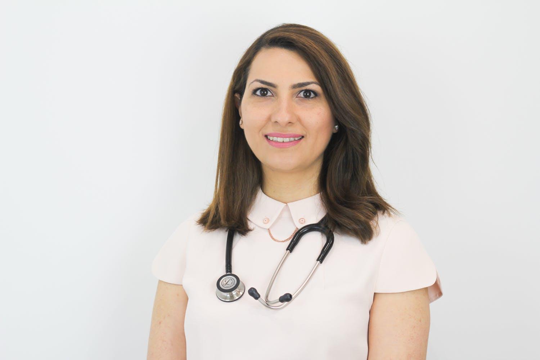 Photo of Dr Dina Jamil