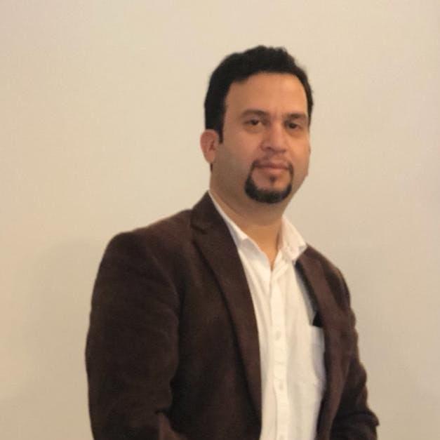 Photo of Dr Muhammed Khaleel