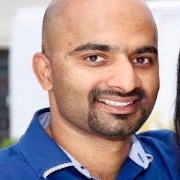 Dr Girish Sasidharan Photo