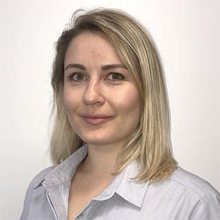 Photo of Ms Yulia Khasyanova
