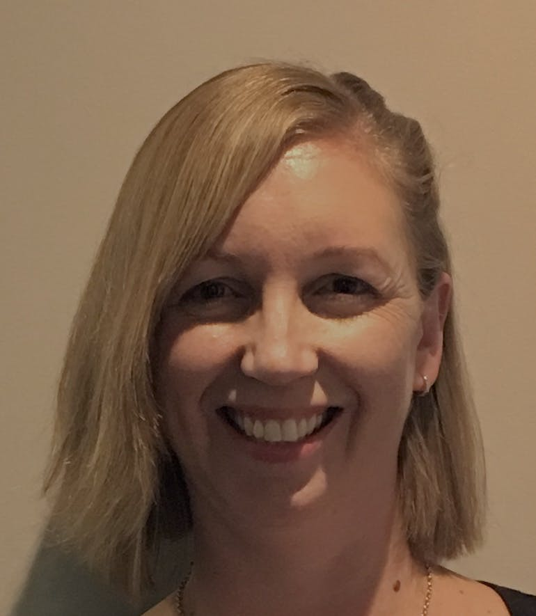 Photo of Dr Carolyn Beaumont