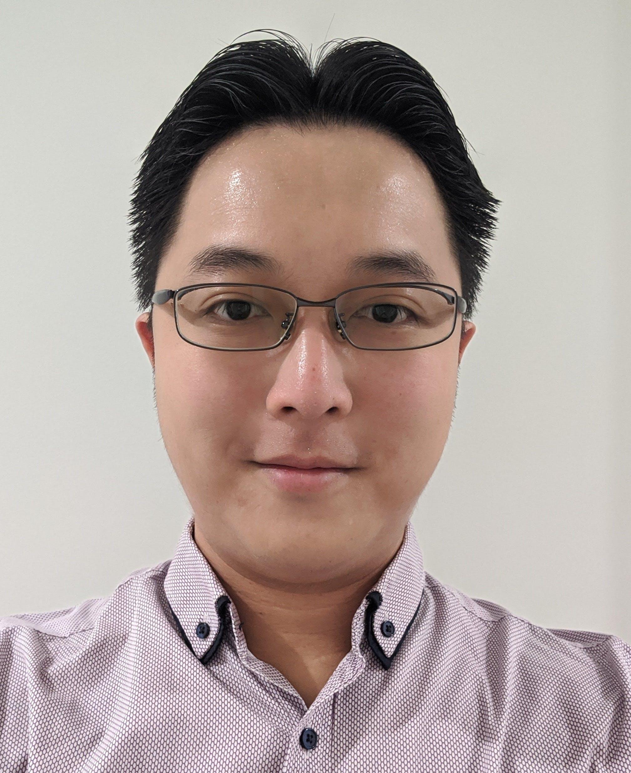 Photo of Dr Ken Mah