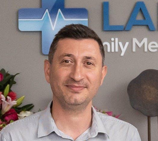 Photo of Dr Fadi Rassam