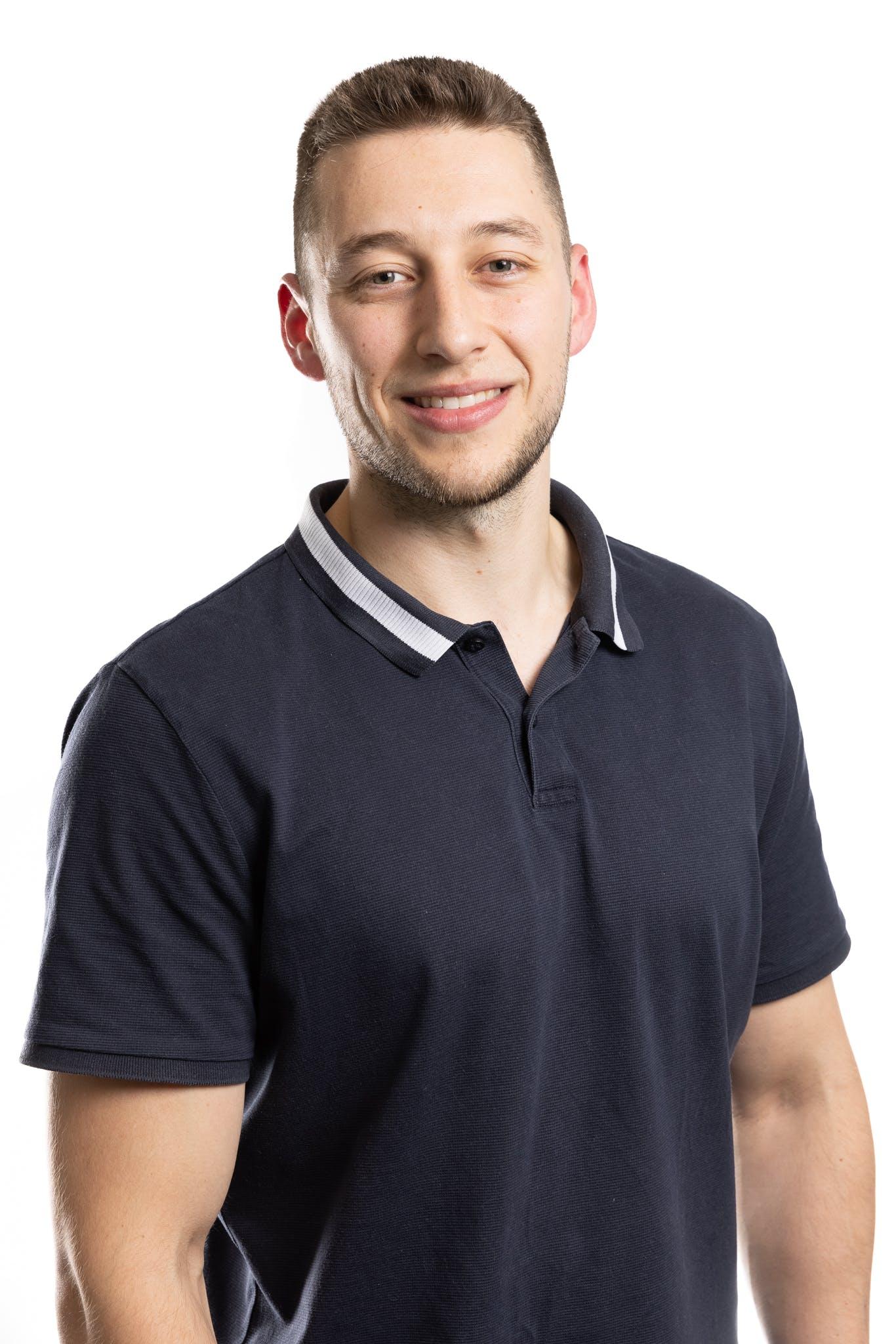 Photo of  Stefan Barca