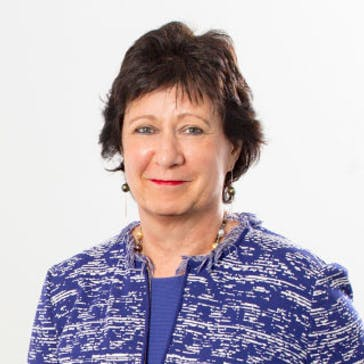 Dr Rosemary Aldous Photo