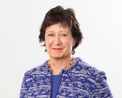 Photo of Dr Rosemary Aldous