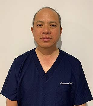 Photo of Dr Vincent Tran