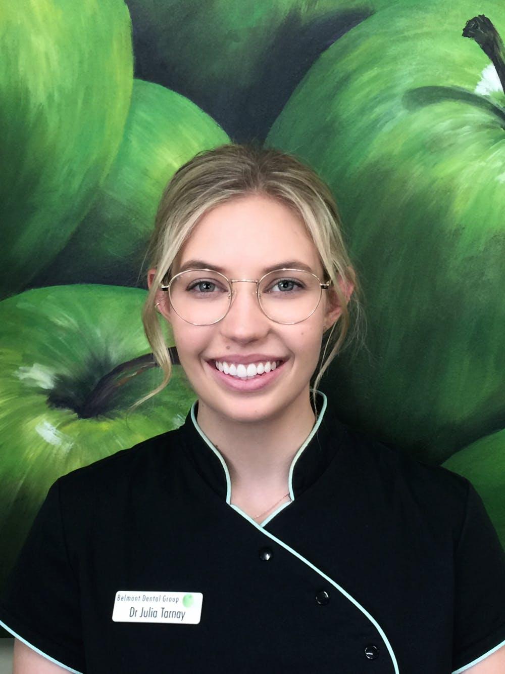 Photo of Dr Julia Tarnay