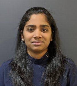 Photo of Dr Latha Karuppiah