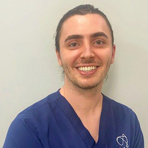 Photo of Dr Matthew Pagliano