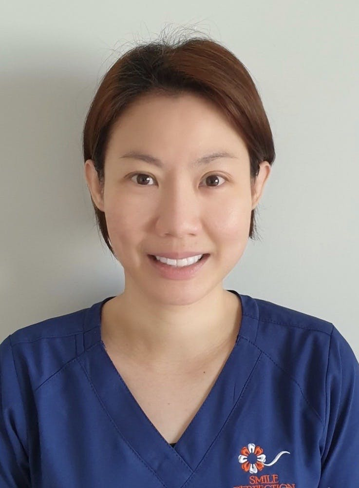 Photo of Dr Mei Cheah