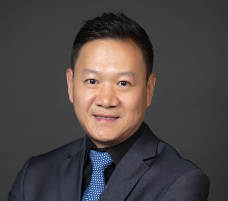 Photo of Dr DAVID HO