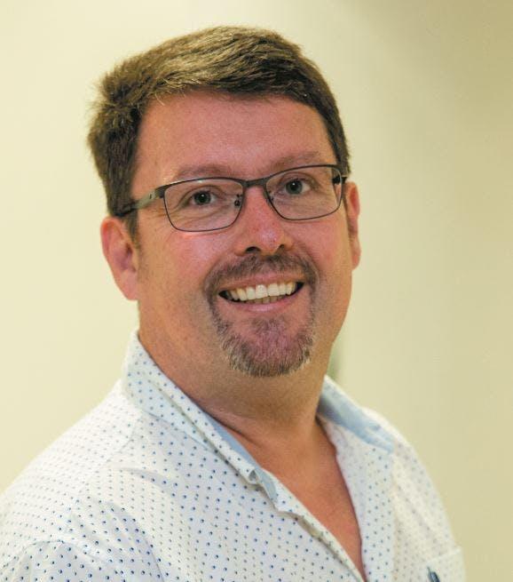 Photo of Dr Jason Mitchell