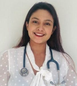 Photo of Dr Samanta Samajder