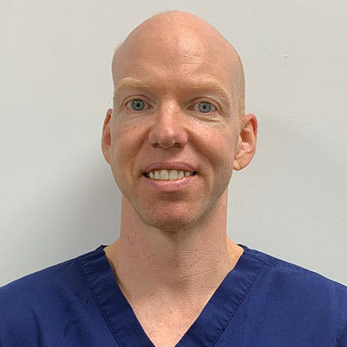 Photo of Dr Andrew Waymouth