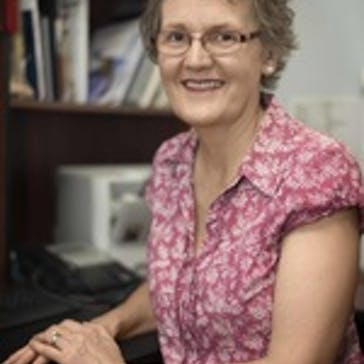 Dr Patricia Burke Photo