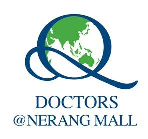Doctors @ Nerang Mall Logo