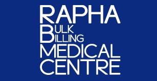 Rapha Bulk Billing Medical Centre Logo