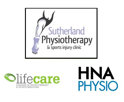 Sutherland Physiotherapy & Sports Injury Clinic Logo