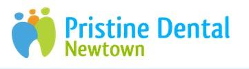 Pristine Dental Newtown Logo