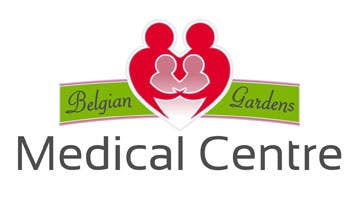 Belgian Gardens Medical Centre Logo