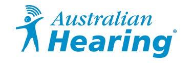 Australian Hearing Collie Logo