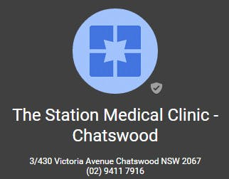 The Station Medical Clinic Logo