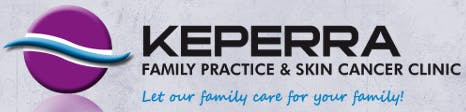 Keperra Family Practice and Skin Cancer Clinic Logo