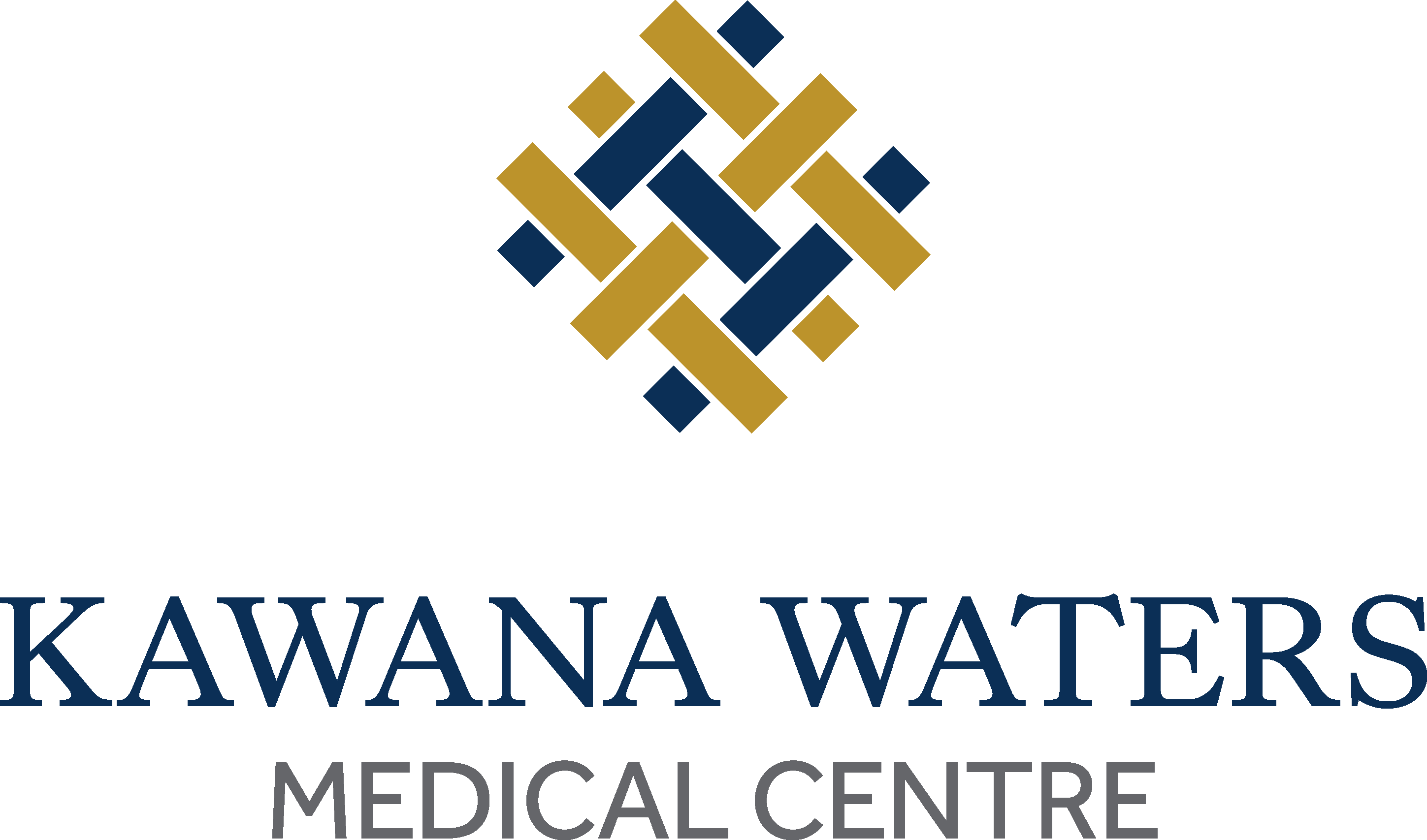 Kawana Waters Medical Centre Logo