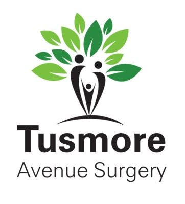 Tusmore Avenue Surgery Logo
