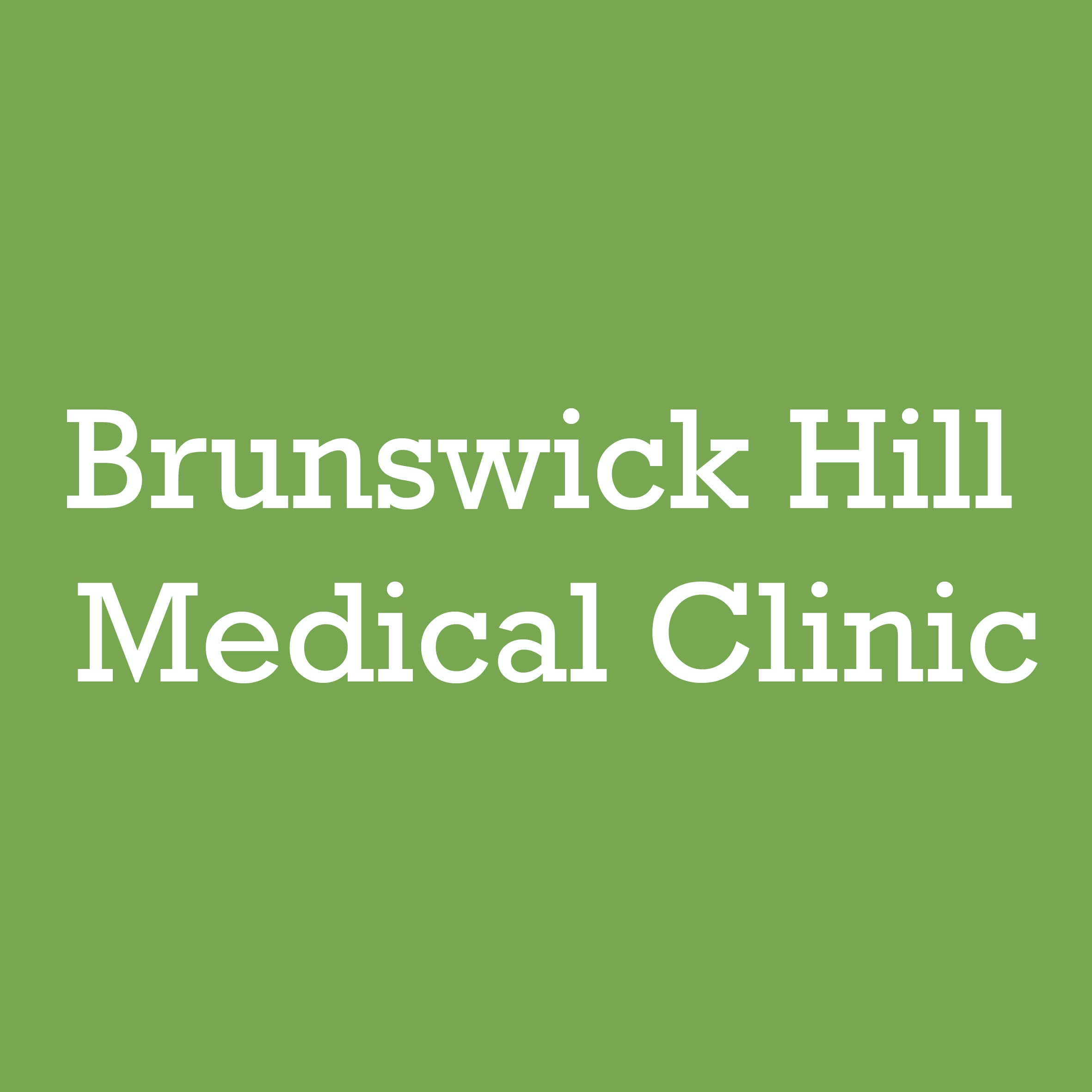 Brunswick Hill Medical Clinic Logo