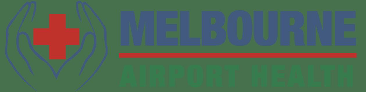 Melbourne Airport Health Logo