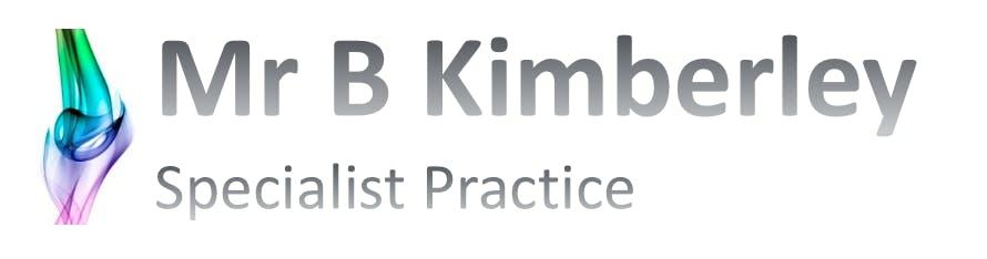 Mr B Kimberley Specialist Practice Logo