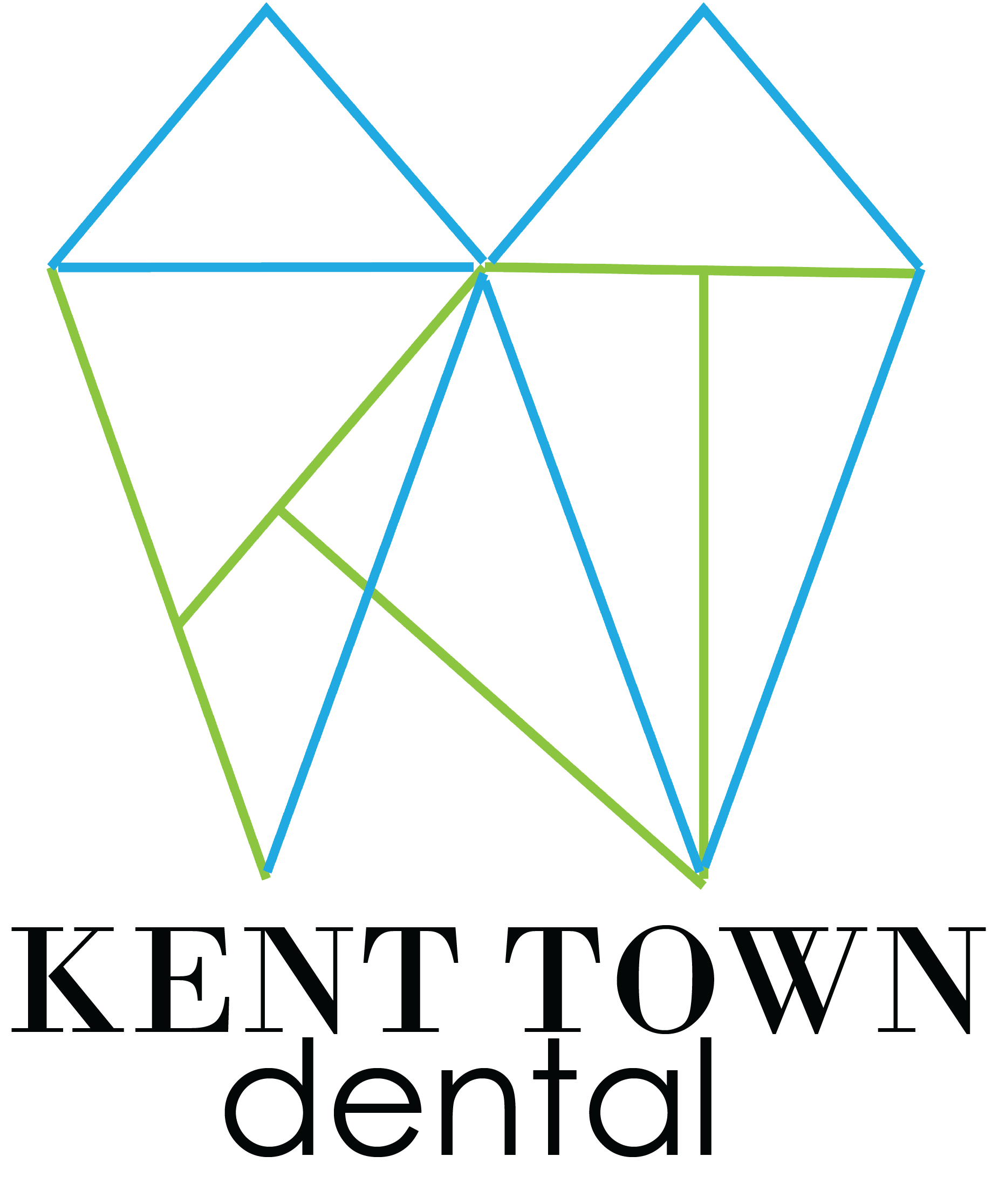 Kent Town Dental Logo