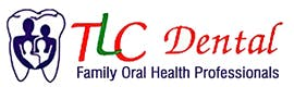 TLC Dental Blue Gum Logo