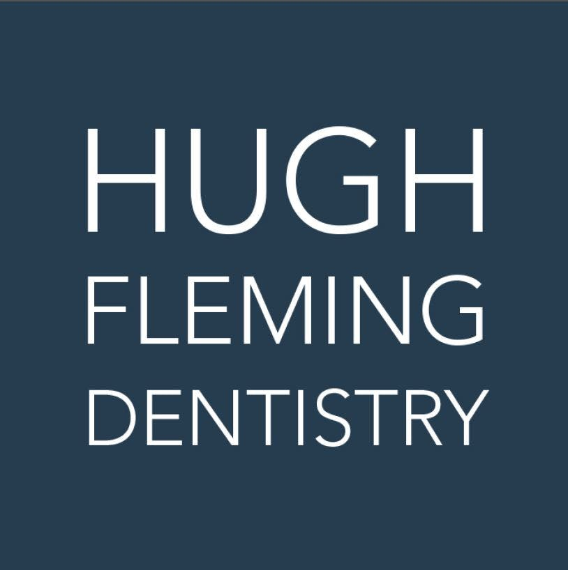 Hugh Fleming Dentistry Logo