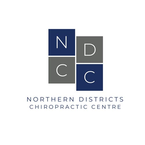Northern Districts Chiropractic Centre Logo