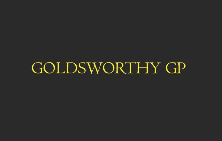 Goldsworthy GP Logo