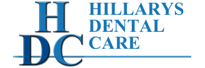 Hillarys Dental Care Logo