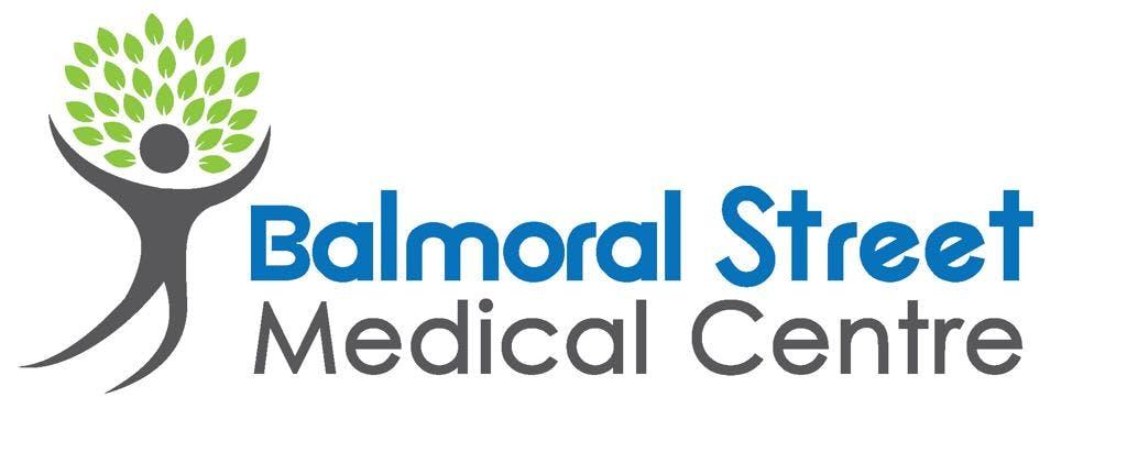 Balmoral Street Medical Centre Logo