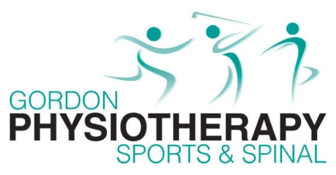 Gordon Physiotherapy Sports & Spinal Logo
