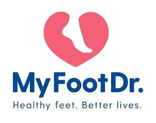 My FootDr Currambine Logo