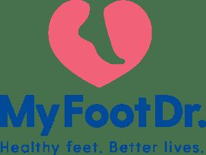 My FootDr Redcliffe Logo