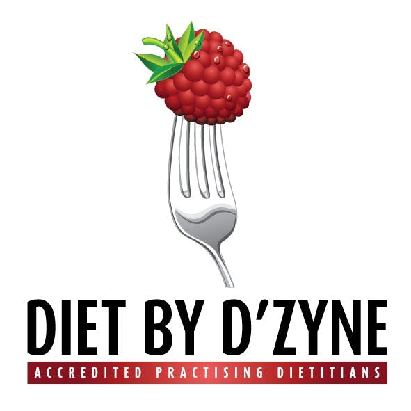 Diet By D'Zyne Ocean Reef Logo