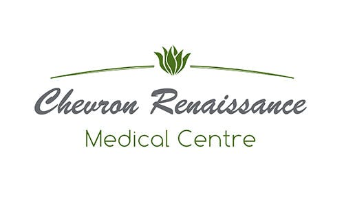 Chevron Renaissance Medical Logo